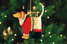 Patience Brewster - Tin Ornaments - Bugler Beagle - 08-30422