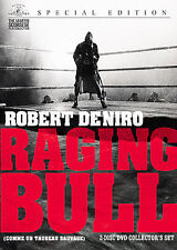 Raging Bull (Dvd, 2008, 2-Disc Set, Special Edition)