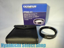 Olympus PTMC-01 67mm Macro Conversion Lens for PT-series NEW from Japan