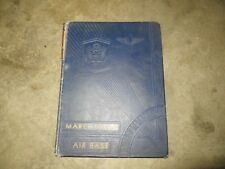 1941 MARCH FILED AIR BASE YEARBOOK