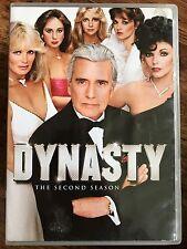 DYNASTY - THE SECOND SEASON  2 ~ Cult American Soap Opera Series US Region 1 DVD