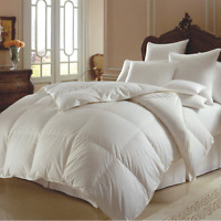 Duck Feather & Down Duvet / Quilt Bedding - 4 Sizes 13.5 TOG Supreme Quality