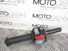 BMW K1200 R 08 OEM left hand controls switch block With handlebar