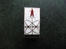 USSR, Russian Soviet Space Research Program. Propaganda Pin Badge.