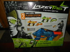 New Tiger Electronics Lazer Tag Team Ops Deluxe 2-Player System