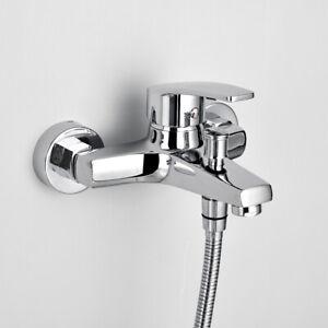 Badewannenarmatur Wannenarmatur Wasserhahn für Bad Einhebelmischer Mischbatterie