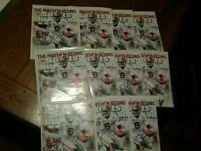 Sports Illustrated Blake Sims Alabama Football Signed Newsstand Issue No Label