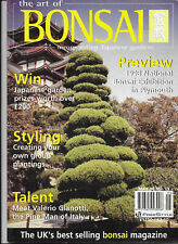 The Art of Bonsai Incorporating Japanese Gardens UK Magazine No 15 May 98