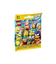 Minifiguras de LEGO, caja, The Simpsons