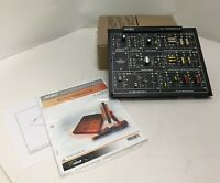 Lab-Volt AC 1 Fundamentals Course Circuit Board # 91003-20 Educational Board