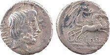 Tituria, denier, Rome, 89, SABIN, Victoire - 55