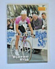 Merlin Ultimate Radsport Jahr 1996 Trading Card / Bjarne Rijs Team Telekom #101