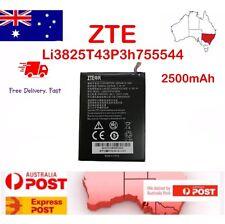 LI3825T43P3H755544 2500mAh Battery For Telstra Dave ZTE T83 U956***