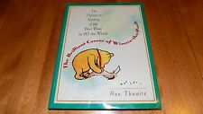 THE BRILLIANT CAREER OF WINNE-THE-POOH Definitive History A.A. Milne Book
