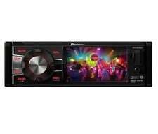 "PIONEER DVH-885AVBT 3.5"" COLOR DISPLAY CD MP3 DVD IPHONE BLUETOOTH USB RECEIVER"