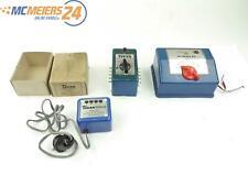 E25Y170s Märklin Titan H0 6177 106 109M 3x Trafo Transformator 220 V / 16-30 VA