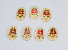 Hungary, People's Army, Distinguished Border Guards badge set