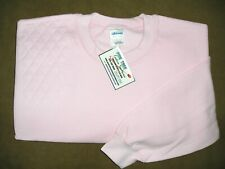 Large Right Hand Trap/Skeet Pad Pink Dryblend Shooting Sweatshirt
