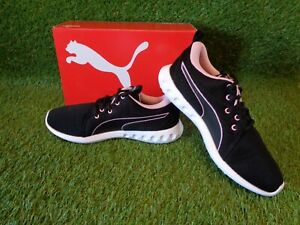 PUMA CARSON 2 NEW CORE WOMEN'S RUNNING SHOES BLACK US SIZE 8 NEW IN BOX