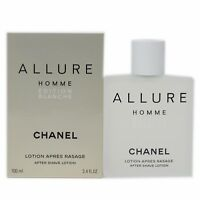 CHANEL ALLURE HOMME EDITION BLANCHE AFTER SHAVE LOTION 100ML NIB-CH127060