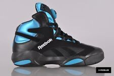 2016 Reebok Pump Shaq Attaq Retro OG Black Azure Orlando Magic Size 13. V55083