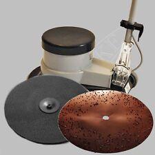 Bodenschleifmaschine/Unterbodenvorbereitung Modell-A mit Profiteller aus Metall!