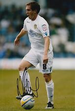 LEEDS UNITED HAND SIGNED NEIL KILKENNY 12X8 PHOTO.
