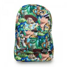 Loungefly Toy Story Characters Woody Buzz Disney Laptop Bag Backpack WDBK0226