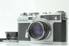 【Exc+++++】 Nikon SP 35mm Rangefinder Film Camera + H 5cm 50mm f2 From JAPAN 2049