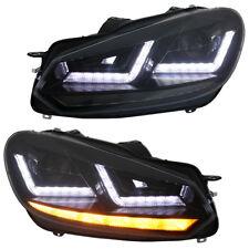 Osram Xenarc LEDriving Scheinwerfer für VW Golf 6 VI Xenon D8S Schwarz