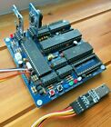 68K-MBC Full Version Built and tested BLUE.  Retro CP/M CP/M-68k. CPU 680008
