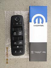 14 15 JEEP GRAND CHEROKEE 4D SUV MASTER POWER WINDOW SWITCH BRAND NEW 68184803AC