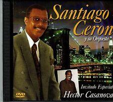Santiago Ceron y Su Orquesta Guest: Hector Casanova      DVD