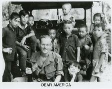DEAR AMERICA: LETTERS HOME FROM VIETNAM 1988 VINTAGE PHOTO ORIGINAL #4