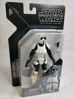 """Star Wars The Black Series Archive Wave 2 Scout Trooper 6"""" Action Figure Hasbro"""