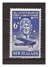 12245) New Zealand MNH Neu 1958 1st Tasman Flight 1v