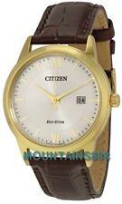 CITIZEN Eco-Drive METAL Watch,240DayPowerReserve,St/Steel,WR,AW1232-12A,Date,Men