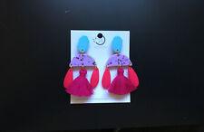 Kingston earrings with tassels