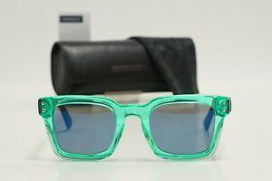 Diesel Unisex Sonnenbrille DL0229 93X 50-23-145*2 Sun Glasses grün schwarz #312