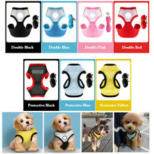 Leash Breathable Puppy Vest Dog Harness Pet Traction Rope Chest Strap Collar