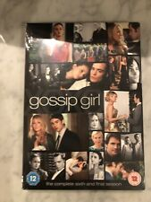 Gossip Girl - Series 6 - Complete (DVD, 2013)