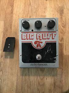Electro Harmonix Big Muff Pi Fuzz - Guitar Effect Pedal