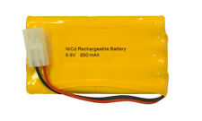 Rechargeable 9.6 V 850 mAh Ni-Cd AA Battery Pack For RC Boat Car Truck  UK