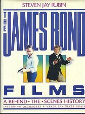 James Bond Films : Updated Edition by Outlet Book and Random House (1983, HC)