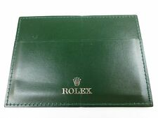 WP253 Vintage Rolex Guarantee, Booklet and Calendar Card Holder, Code 4119209.34