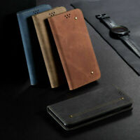 For Xiaomi Redmi Note 8 7 Pro 8A 8 7A Magnetic Leather Wallet Flip Case Cover