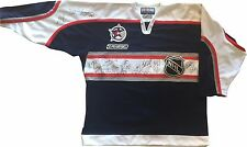 2000 NHL All Star Game Multi Signed Jersey 22 Auto Yzerman Lindros JSA COA