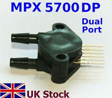 MPX5700DP Differential Air Pressure Sensor Freescale, Arduino MPX5700 - UK Stock