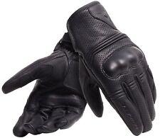 Guanti in pelle Dainese Corbin air unisex gloves Nero