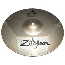 "Zildjian A20502 13"" A Custom Mastersound Hi Hat Bottom Drumset Cymbal - Used"